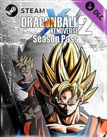 dragon ball: xenoverse 2 - season pass dlc steam key [global]