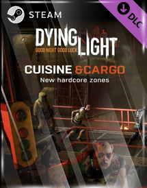 dying light - cuisine & cargo dlc steam key [global]