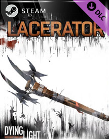dying light - lacerator weapon pack dlc steam key [global]