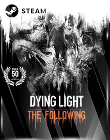 dying light: the following steam key [global]