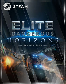 elite dangerous: horizons season pass steam key [global]