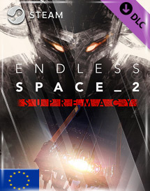 endless space 2 - supremacy dlc steam key [eu]