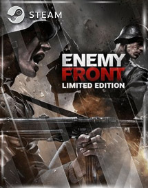 enemy front limited edition steam key [global]