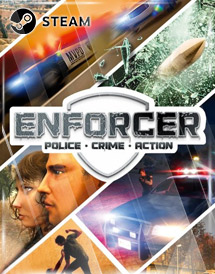 enforcer: police crime action steam key [global]