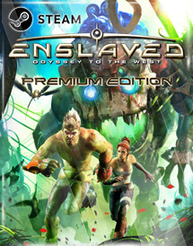 enslaved odyssey to the west premium edition steam key [global]