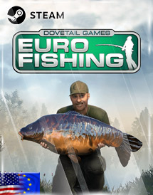euro fishing steam key [emea/us]