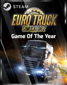 euro truck simulator 2 goty steam key [global]