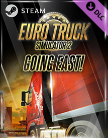 euro truck simulator 2 - going east dlc steam key [global]