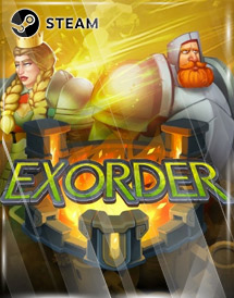 exorder steam key [global]