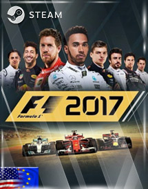 f1 2017 steam key [emea]