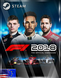 f1 2018 steam key [emea]