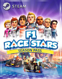 f1 race stars + season pass steam key [global]