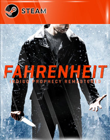 fahrenheit: indigo prophecy steam key [global]