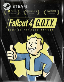 fallout 4: game of the year edition steam key [global]