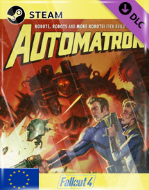 fallout 4 - automatron dlc steam key [eu]