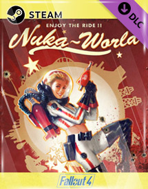 fallout 4 - nuka world dlc steam key [global]
