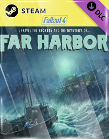 fallout 4 far harbor dlc steam key [global]