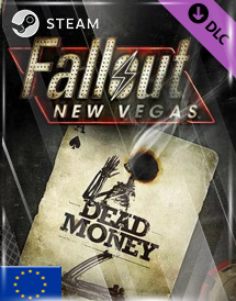 fallout new vegas - dead money dlc steam key [eu]