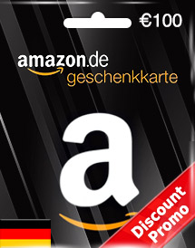 amazon gift card eur100 de discount promo