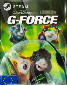 g-force steam key [eu]