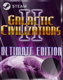 galactic civilizations ii ultimate edition steam key [global]
