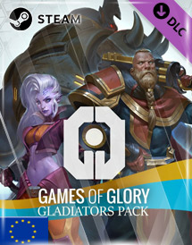 games of glory - gladiators pack dlc steam key [eu]