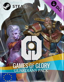 games of glory - guardians pack dlc steam key [eu]