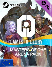 games of glory - masters of the arena pack dlc steam key [eu]