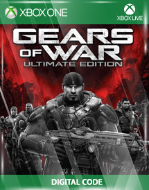 gears of war: ultimate edition - xbox one xbox live key [global]