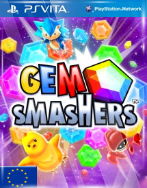 gem smashers ps vita psn key [eu]