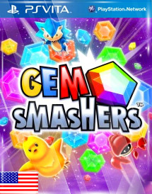 gem smashers ps vita [us psn] psn key [us]