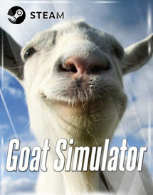 goat simulator steam key [global]