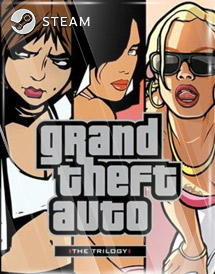 grand theft auto : the trilogy steam key [global]