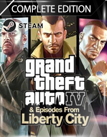 grand theft auto iv gta complete edition steam [global]