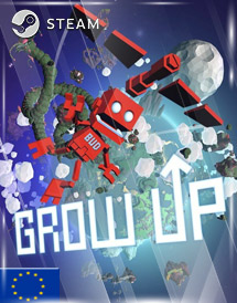 grow up steam key [eu]