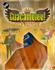 guacamelee! gold edition steam key [global]