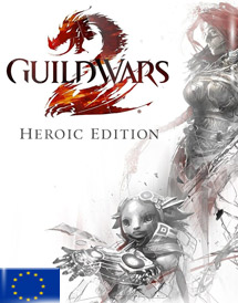 guild wars 2 heroic edition key [eu]