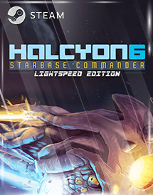 halcyon6:starbasecommanderlightspeededitionsteam[global]