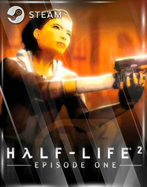 half-life 2: episode one steam key [global]
