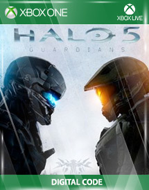 halo 5: guardians xbox one xbox live key [global]