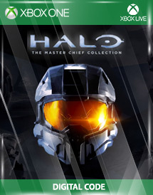 halo: the master chief collection - xbox one xbox live [global]