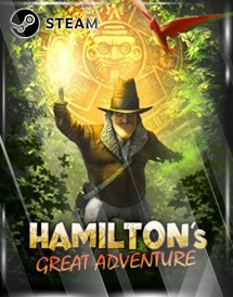 hamilton's great adventure steam key [global]