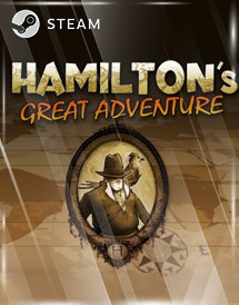 hamilton's great adventure: retro fever steam key [global]