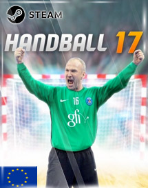 handball 17 steam key [eu]