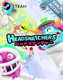 headsnatchers incl. early access steam key [global]