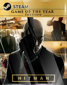 hitman goty steam key [global]