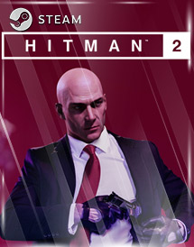 hitman 2 steam key [global]