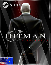 hitman: contracts steam key [emea/us]