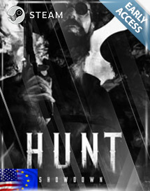 hunt: showdown incl. early access steam key [emea/us]