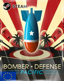 ibomber defense: pacific steam key [eu]